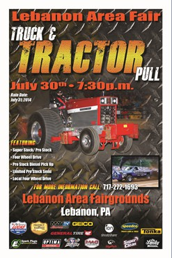 2014 Lebanon Area _Fair