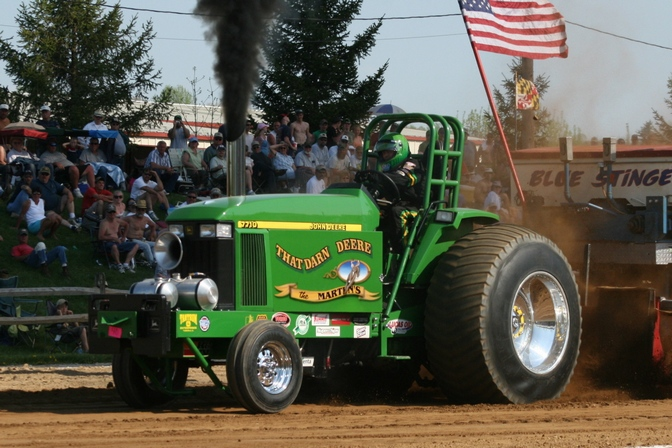 John Deere Super Stock Pulling Tractors : Pullerprofiles db super pro stock tractors