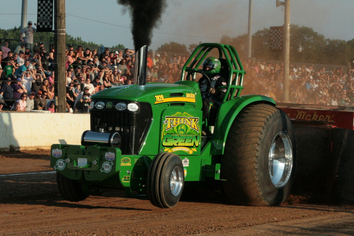 Pro Stock Pulling Tractors : Pullerprofiles db super pro stock tractors