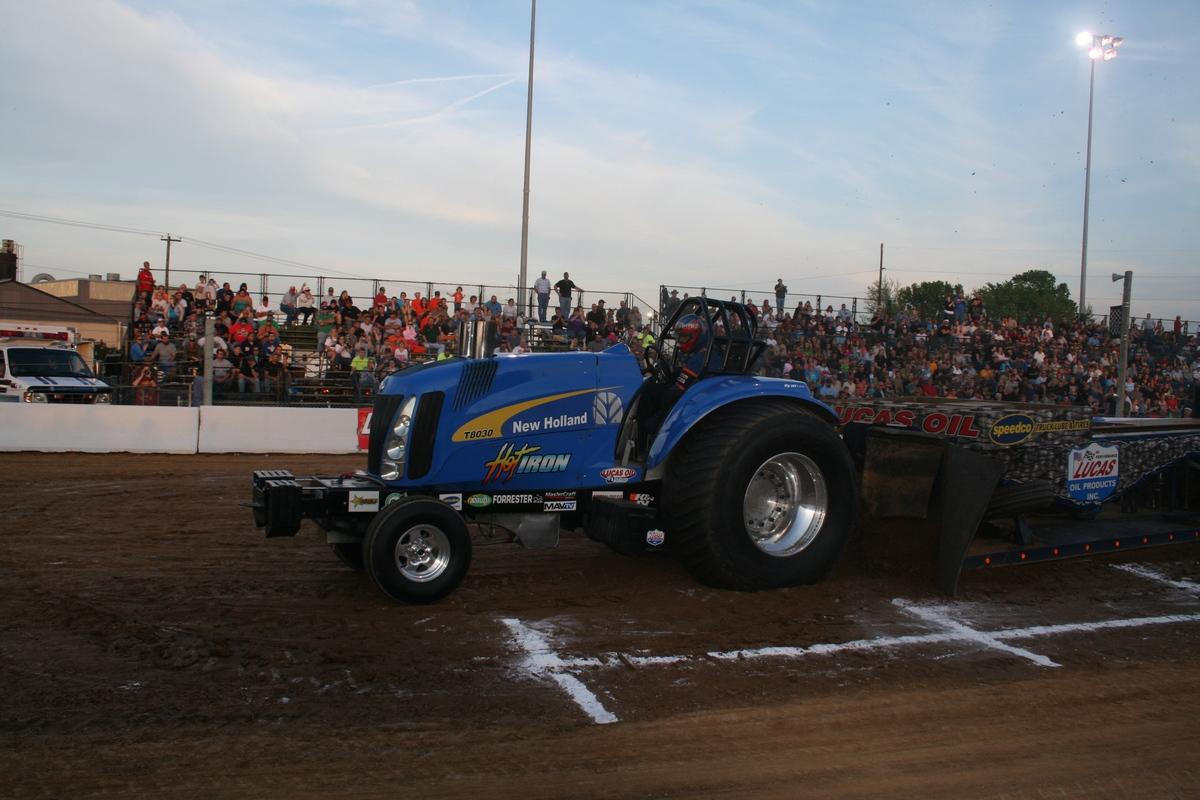 Super Pro Stock Pulling Tractor : Pullerprofiles db super pro stock tractors